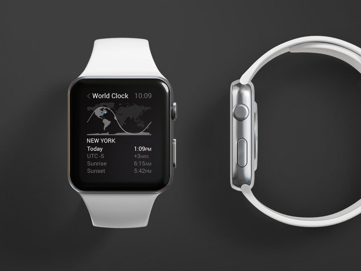 Smart Watch App